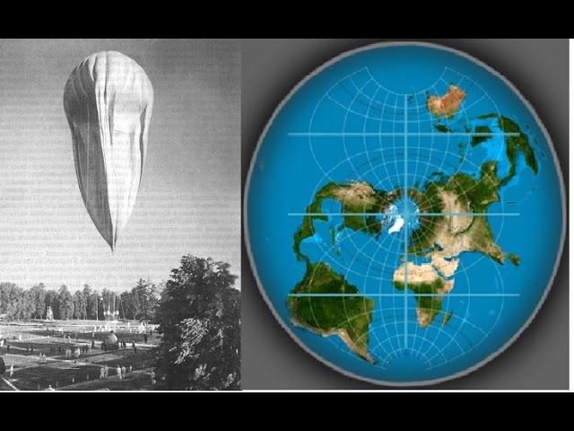 О том что Земля Плоская люди узнали еще в 30х годах прошлого столетия побывав в ст...