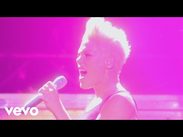 P!nk - Dont Let Me Get Me (from Live from Wembley Arena, London, England)