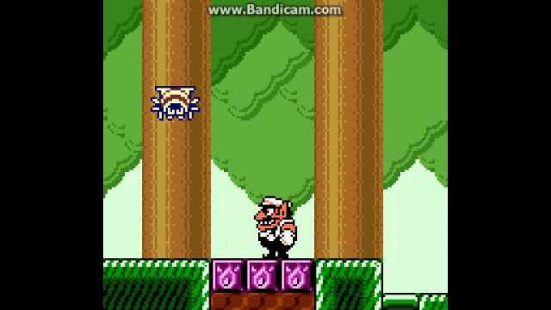 Wario Land 3 - Gameplay Video