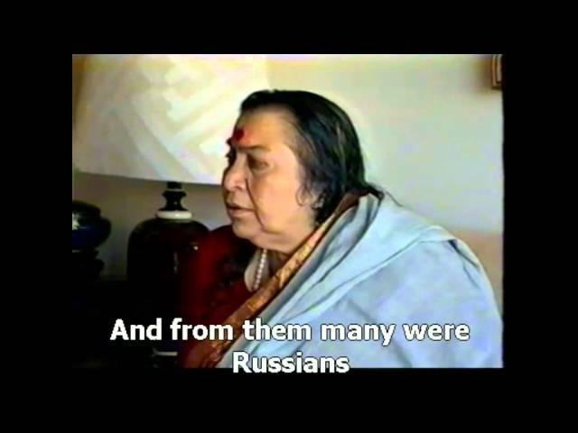 Shri Mataji's Interview by Yogi Mahajan 21 Dec 1995 edited Final