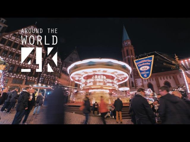 Christmas in Europe 4k