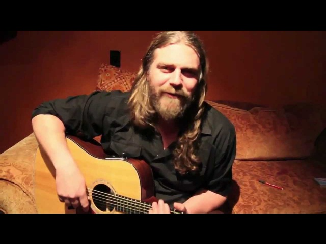 THE WHITE BUFFALO - Ballad Of A Deadman (Live at Unison Music Studios)
