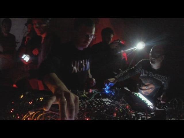 Viktor Sologub Dmitriy Churikov (modular live) @ Synthposium St.Petersburg 16.04.16 (video by RTS.FM)