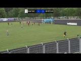 1:2 - Игорь Зюлев. Нафтан - Витебск (9 июня 2016 Чемпионат Беларуси, 11 тур)