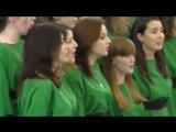 Камерный хор Политехнического университета (дирижер А. Макарова)