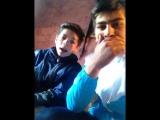 Руслан Абрамчик и Федя Шамилов