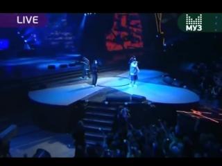 CENTR и Баста - Город Дорог (Премия Муз-ТВ 2009 год)