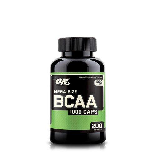 MEGA-SIZE BCAA  CAPS от Optium Nutrition 200 caps