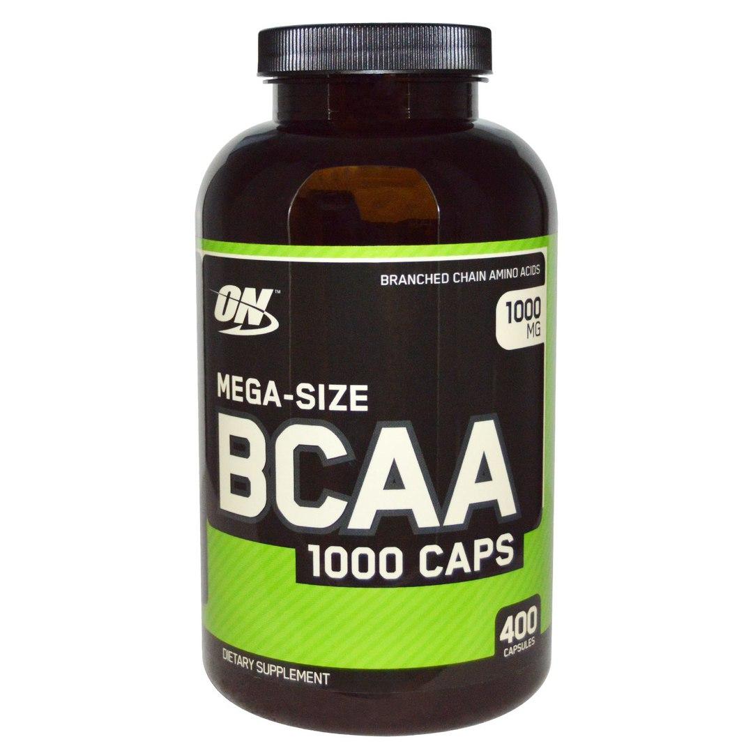 MEGA-SIZE BCAA  CAPS 400 caps
