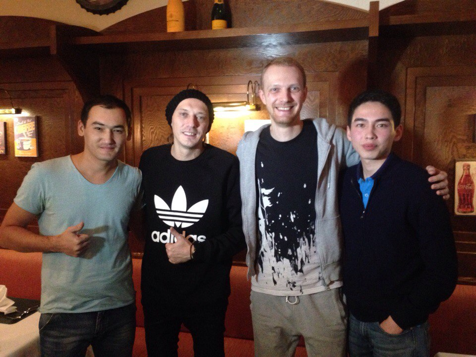 Swanky Tunes Almaty