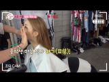 [WGM] 160813 Kim Jin Kyung & Jota - Jota Offer strong punishment ep.14 cut