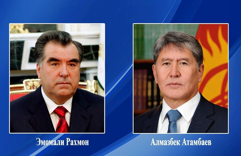Президент Таджикистана направил телеграмму соболезнования кыргызскому коллеге