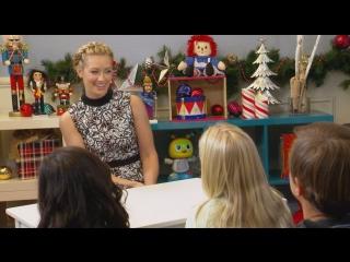 Beth behrs talks to kids rus sub