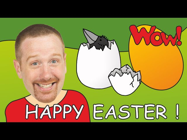 Easter for Kids Steve and Maggie Nursery Rhymes