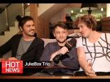 HOT NEWS - как научиться битбоксить с Jukebox Trio