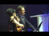 Ian Bostridge and Xuefei Yang play Britten at the 2013 Gramophone Awards