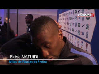 France - Suède (2-1). Matuidi: « pas un match facile » - vidéo Dailymotion