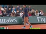 Karin Knapp vs Victoria Azarenka  Highlights  Roland Garros 2016