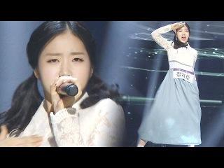 '3주차 연습생' 정지호, 한복 입고 당당한 도전! 'BO$$' 《KPOP STAR 6》 K팝스타6 EP02