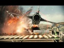 ACE COMBAT ASSAULT HORIZON PS3 X360 Full Blown Assault Gamescom 2011 Trailer