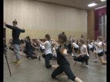 Мастер-класс от хореографа ТВ-проекта «Танцы» на ТНТ прошел в Старом Осколе