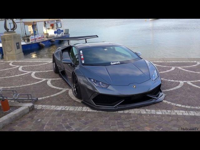 Liberty Walk Lamborghini Huracan - Start Sound