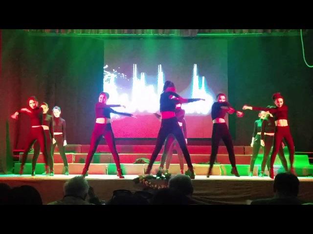 Весна КазНИТУ 2016/ ИСА / Наминация : Современные танцы