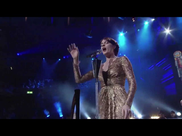 Florence The Machine - Dog Days Are Over - Live at the Royal Albert Hall - HD