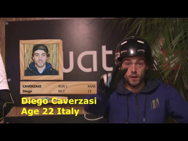 Diego Caverzasi | Become a Knight | Suzuki Nine Knights MTB 2016