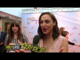 Gal Gadot's Bucket List &amp The New Wonder Woman Trailer!