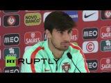 Франция: Португалия не беспокоит Бейл, Гомиш говорит впереди полу-финале против Уэльса.