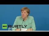 Германия: Меркель обсуждает процесс Великобритании выхода из ЕС.