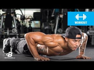 400-Rep Juggernaut Circuit Workout   Mike Vazquez