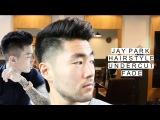 Jay Park Inspired Undercut w Fade Asian Mens Hairstyles 2016 Summer Hair