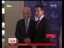 Екс президент Ізраїлю Шимон Перес потрапив у лікарню після інсульту
