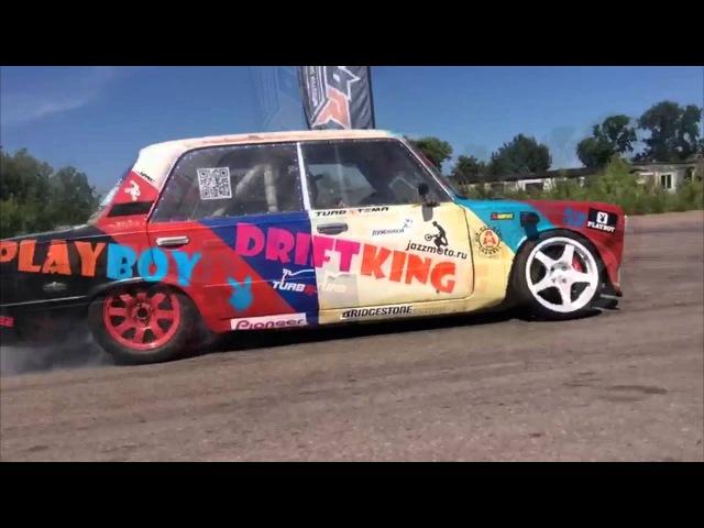 ВидеоРепортаж об Автомобиле VAZ 2101 Turbo by Ne1R Веселый Дрифт Корч на базе Жигуля