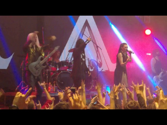 Amaranthe - That Sogn (New) (Live at Moscow 01.10.2016)