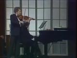 О. Каган, С. Рихтер - Франц Шуберт, соната для скрипки и фортепиано ля мажор op.162 D 574