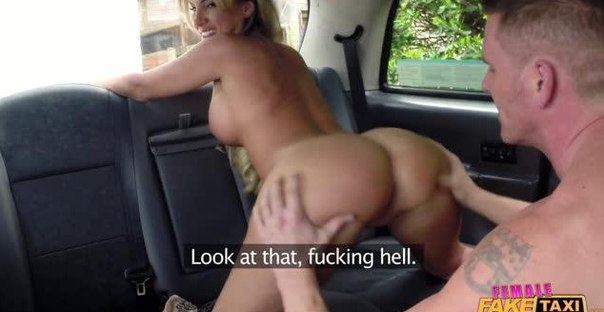 FemaleFakeTaxi – Elicia Blonde Cab Driver Loves Cock