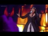Евровидение 2016  полуфинал  Kaliopi - Dona (F.Y.R. Macedonia) Live at Semi-Final 2 - 2016 Eurovision Song Contest