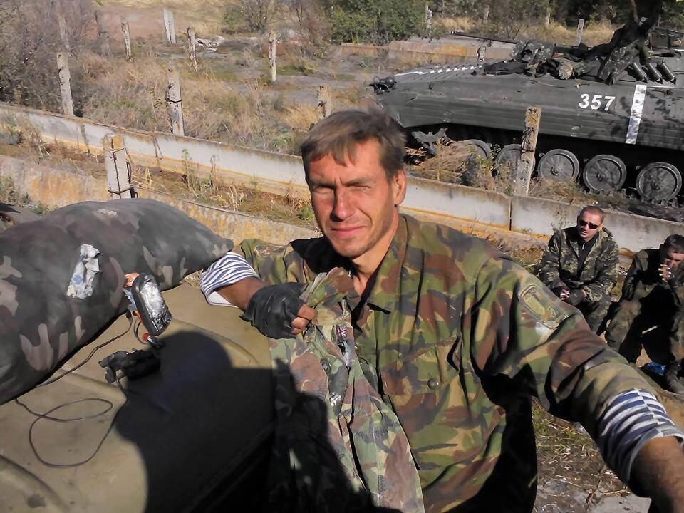 Учасник боїв під Пісками: Нас штурмували танки з прапорами СРСР - фото 1