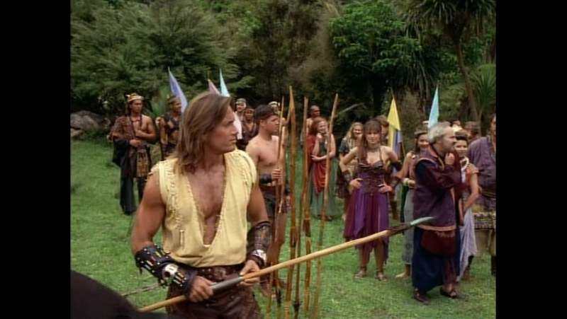 Удивительные странствия Геракла / Hercules: The Legendary Journeys - 1 сезон 6 серия (1995)