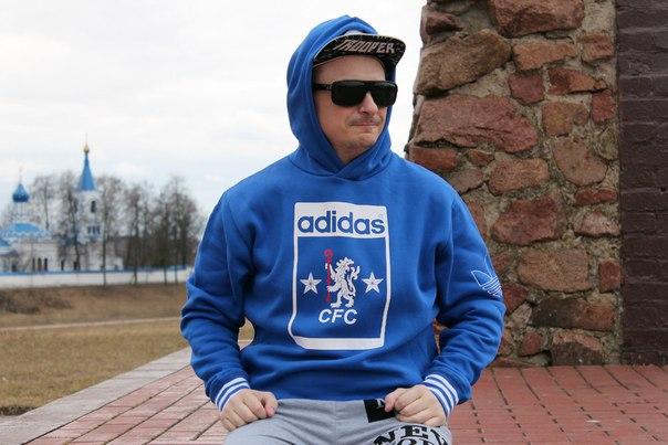 Толстовка Adidas CFC