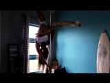Kira Noire - Marina Bogomolova - Pole, surf, love. (Trash in Bali=))