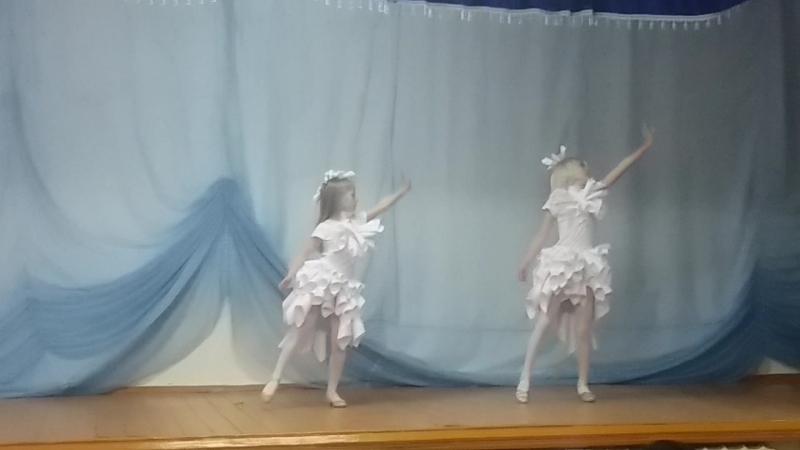 Конкурс Ученик года 2015 2016 4 ый тур танец Кукол