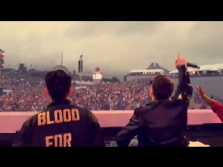 Yellow Claw at Las Vegas x Dance Valley Snapchat #89