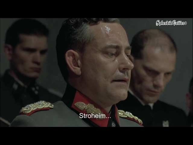 Hitler is Informed of Rudol Von Stroheims Current Status