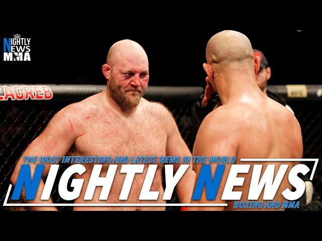 UFC Fight Night 86 - Junior Dos Santos vs. Ben Rothwell