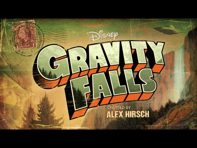 Gravity Falls Unused Lyrical Theme Song