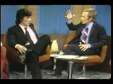 The Dick Cavett Show - Alain Delon